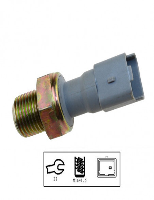 Capteur pression huile remplace 30725229